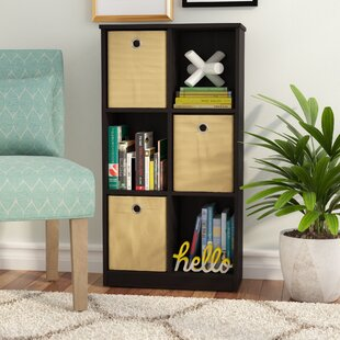 Lancaer Standard Bookcase by Ebern Designs Looking for