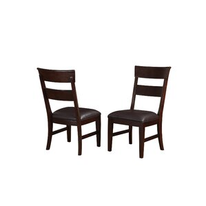 Norden Wool Dining Chair (Set of 2) by Three Posts