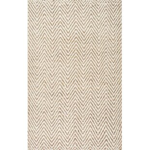 Norcross Hand Woven Tan Area Rug