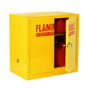 Flammable Cabinets & Safety Cabinets You'll Love | Wayfair