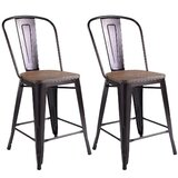 Marrs Bar & Counter Stool (Set of 2) by Williston Forge
