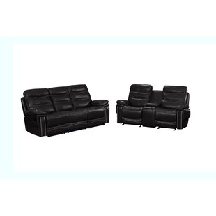 Affordable Owings 2 Piece Reclining Living Room Set by Red Barrel Studio Reviews (2019) & Buyer's Guide