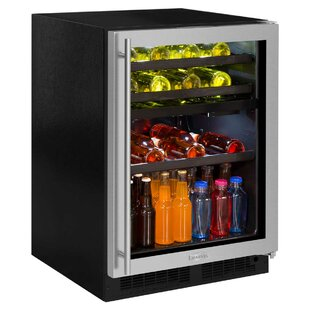 24-inch 5.1 cu. ft. Undercounter Beverage Center