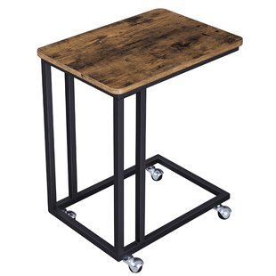 Nott Wooden End Table by Williston Forge
