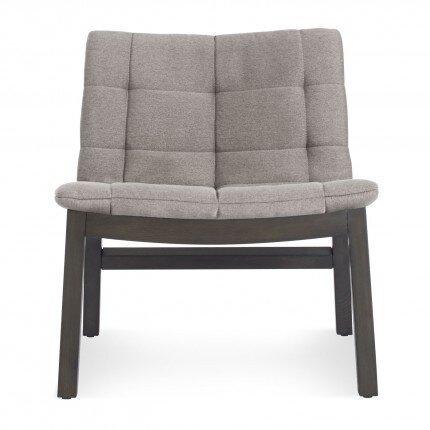 Wicket Smoke Slipper Chair