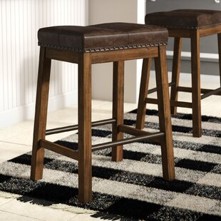 Baulch 25 Bar Stool (Set of 2) by Gracie Oaks