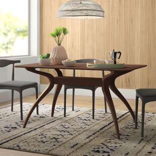 Modern Rectangular Dining Tables Allmodern