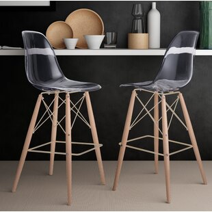 Read Reviews Jakob 29.9 Bar Stool by Brayden Studio Reviews (2019) & Buyer's Guide