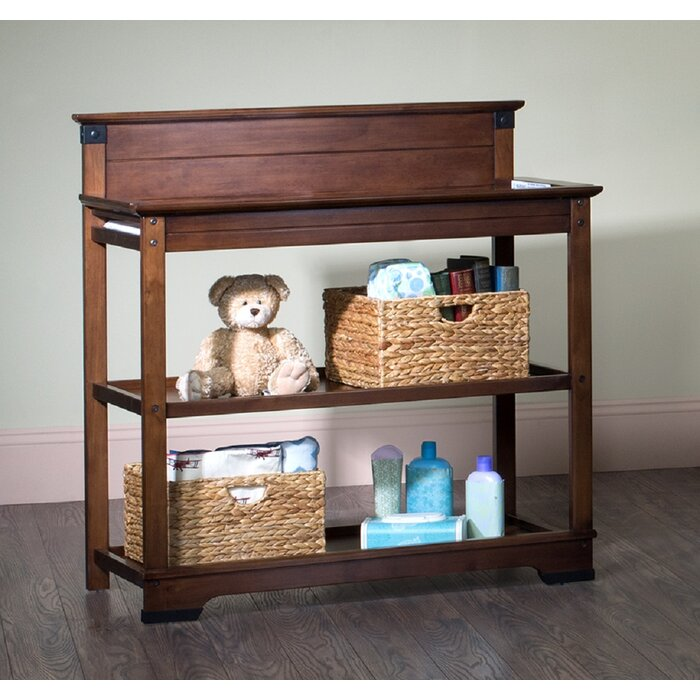 Redmond Changing Table With Pad