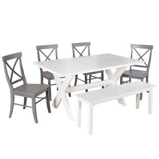 Rossetti 6 Piece Dining Set