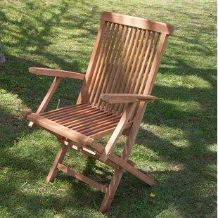 Sheth Folding Garden Chair by Lynton Garden