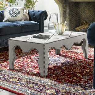 St. Ann Highlands Argyle Coffee Table by Bungalow Rose #1