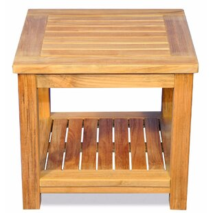 Roney Teak Side Table