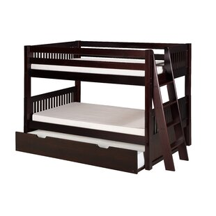 Searching for Isabelle Twin over Twin Bunk Bed with Trundle by Viv + Rae Reviews (2019) & Buyer's Guide