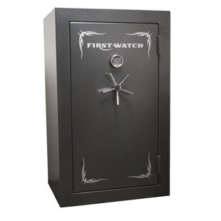 36 8 Fire Resistant Gun Safe with Electronic Lock by Homak