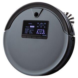 bObsweep PetHair Plus Bagless Robotic Vacuum