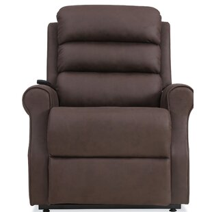 Minogue Power Lift Assist Recliner Red Barrel Studio