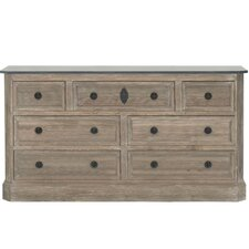 Chappel Rectangular Dresser by Bungalow Rose