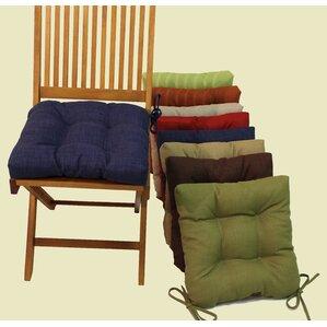 Outdoor Adirondack Chair Cushion (Set Of 4)