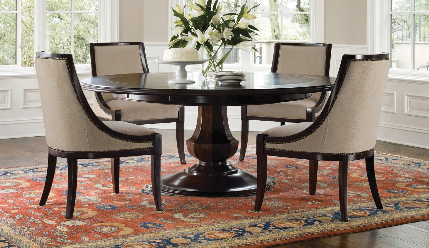 default name. Brownstone Furniture Sienna Extendable Dining Table   Reviews
