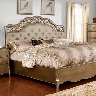 Romain Upholstered Platform Bed