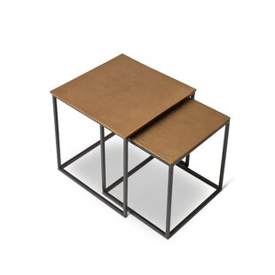 Rhodes 2 Piece Nesting Tables