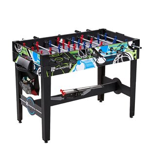 12 in 1 Multi-Game Table By MD Sports