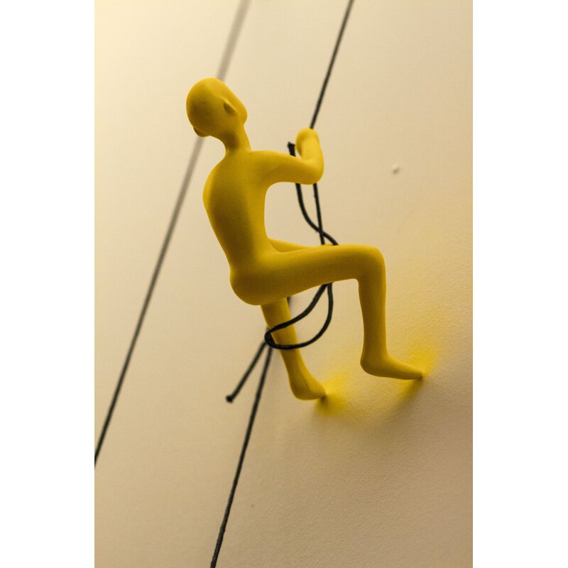 Outstanding Climbing Man Wall Decor Image - Wall Art Collections ...