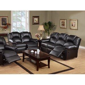 Black Living Room Sets You\'ll Love | Wayfair
