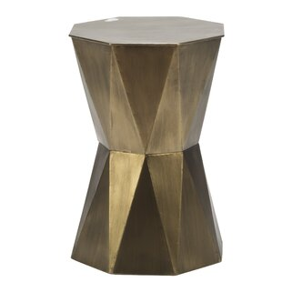 Gage Geometric End Table