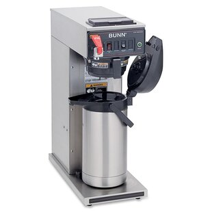 Bunn Airpot Single-Cup Coffee Brewer