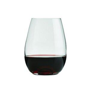 Arine Vino Crystal Stemless Wine Glass (Set of 12)