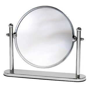 Online Reviews Table/Vanity Mirror By Gatco