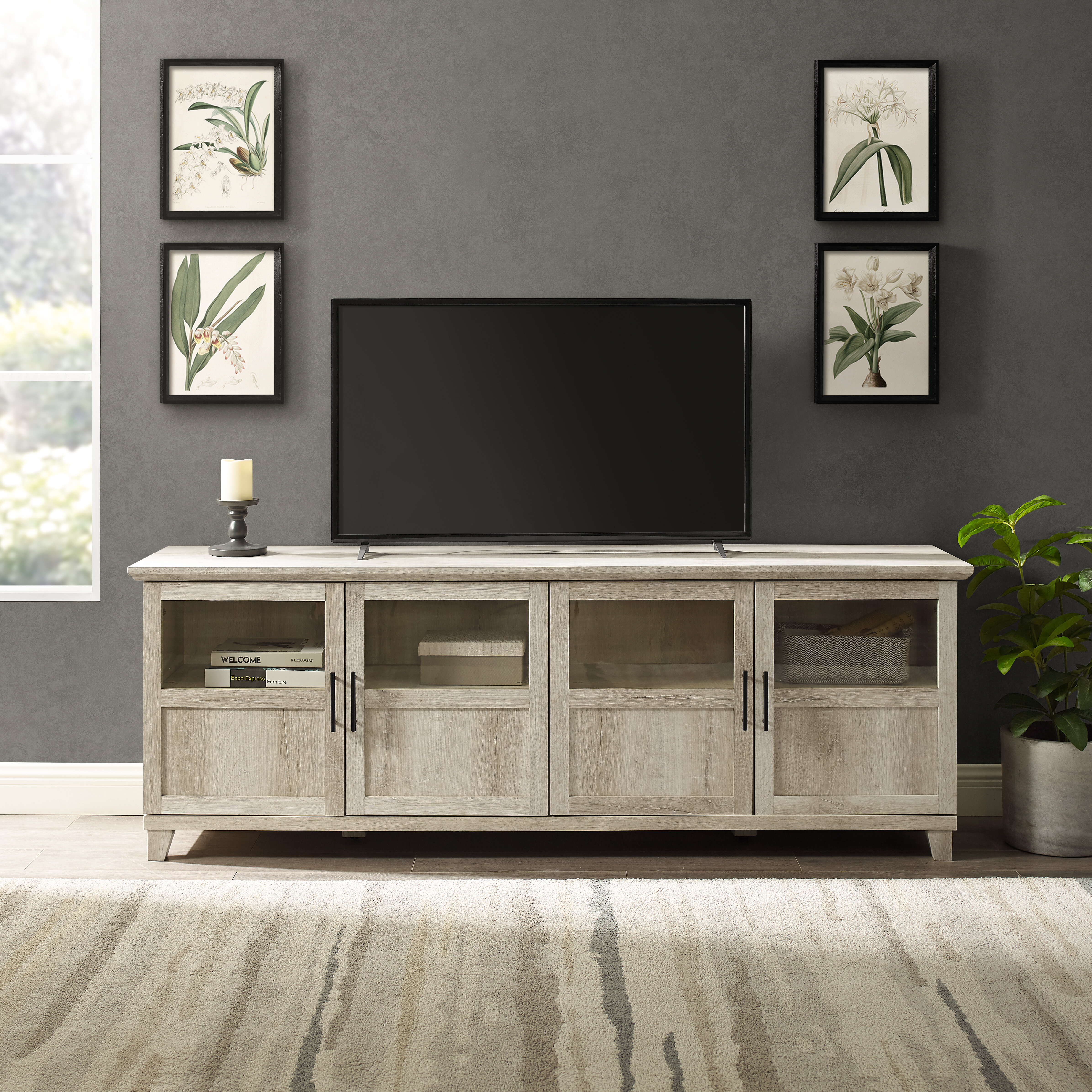 Three Posts Timpson Tv Stand For Tvs Up To 78 Reviews