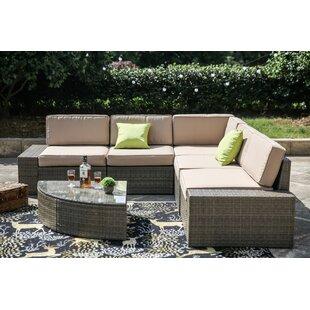 Outdoor Sectional Sets | Joss & Main