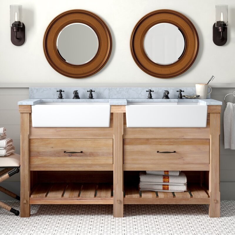 Reeves 60 Double Bathroom Vanity