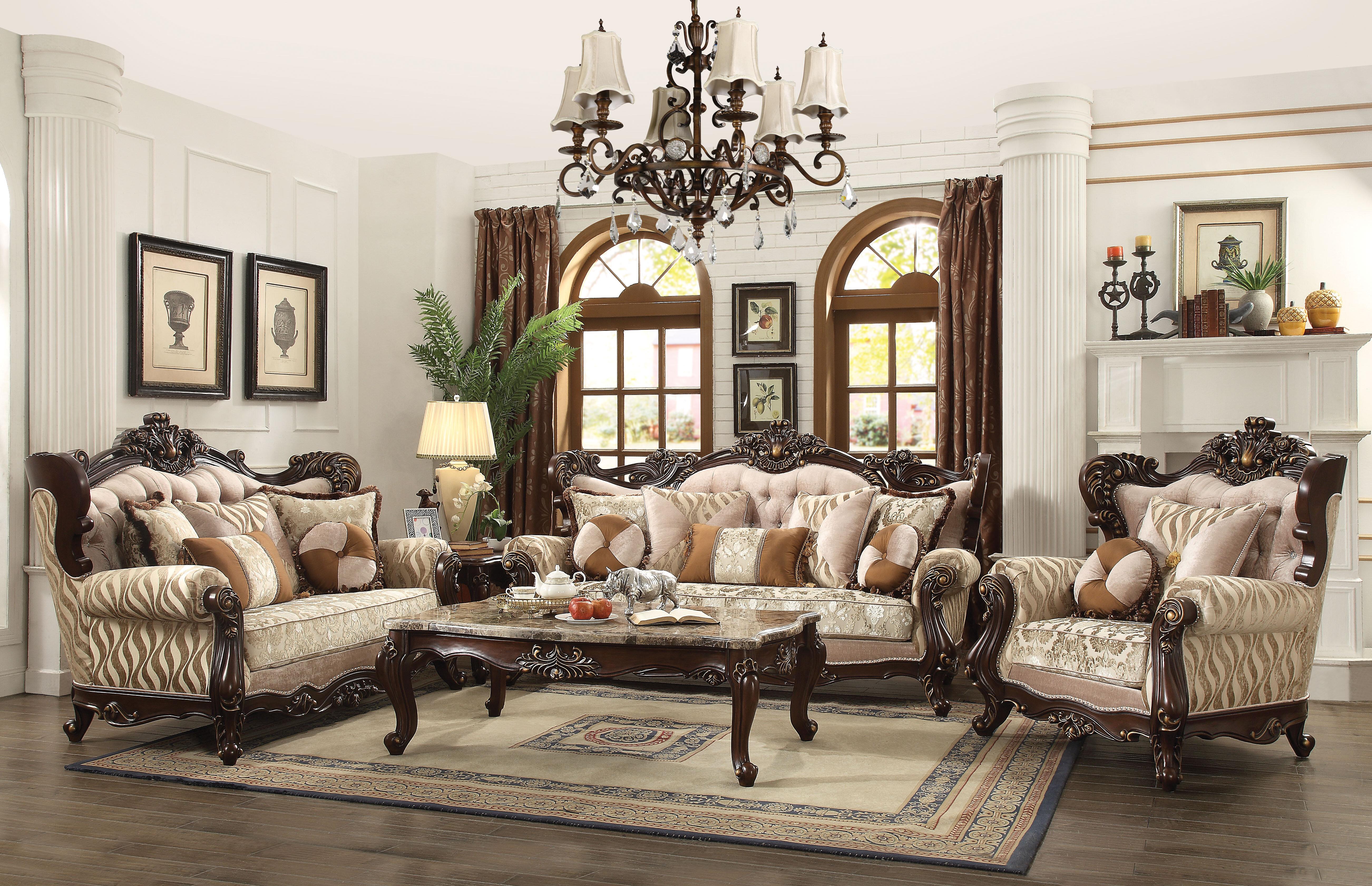 Cozzy Design Silas 3 Piece Living Room Set   Wayfair