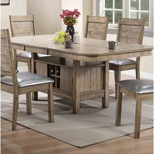 Spicer Extendable Dining Table by Loon Peak #2