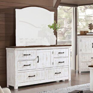 6 Drawer Combo Dressers Chests You Ll Love In 2021 Wayfair