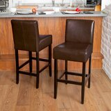 Ridgedale Bar & Counter Stool (Set of 2) by Charlton Home®