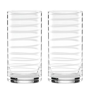 Charlotte Street 16 oz. Highball Glass (Set of 2)