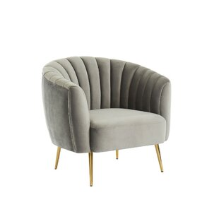 Southampton Wooden Armchair by Everly Quinn