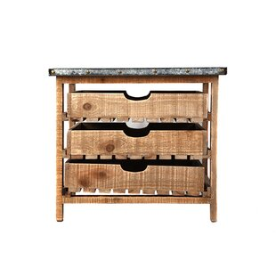 Cascade 3 Drawer Accent Chest by Williston Forge