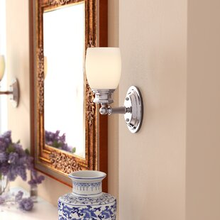Savings Bevins 1-Light Wall Sconce By Three Posts