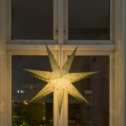 Weihnachtsleuchte Stern Konstsmide Farbe: Grün   Weihnachten > Weihnachtsbeleuchtung   Konstsmide