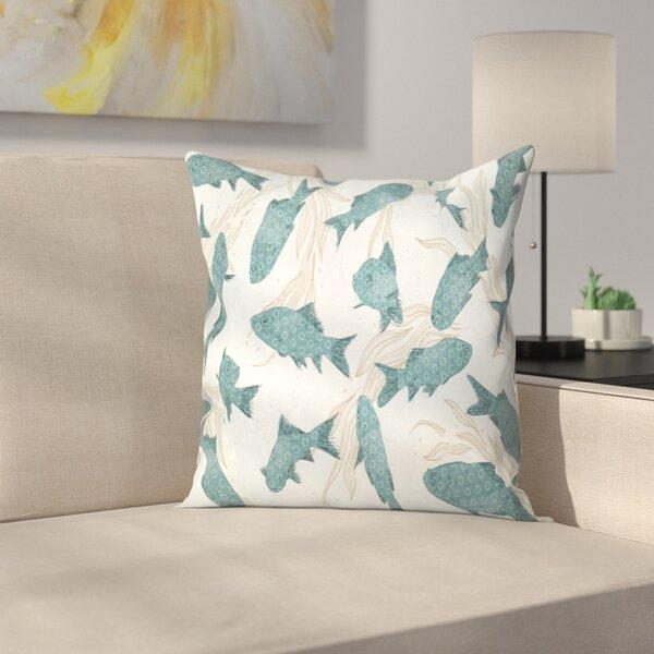 Fish Throw Pillows Wayfair