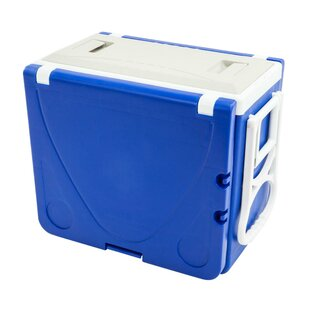 Outdoor Picnic Foldable Multi-Function Rolling Cooler