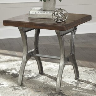 Payton End Table by Gracie Oaks