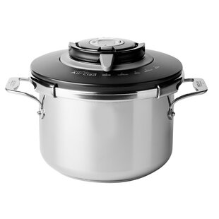 All-Clad 8-Qt. Precision Pressure Cooker