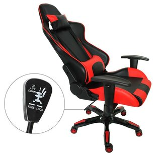 Choquette Racing Ergonomic Executive Chair by Ebern Designs Purchase